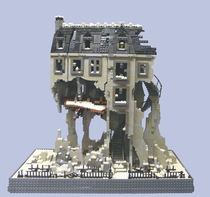 546 Best LEGO House Detached Images On Pinterest Lego House