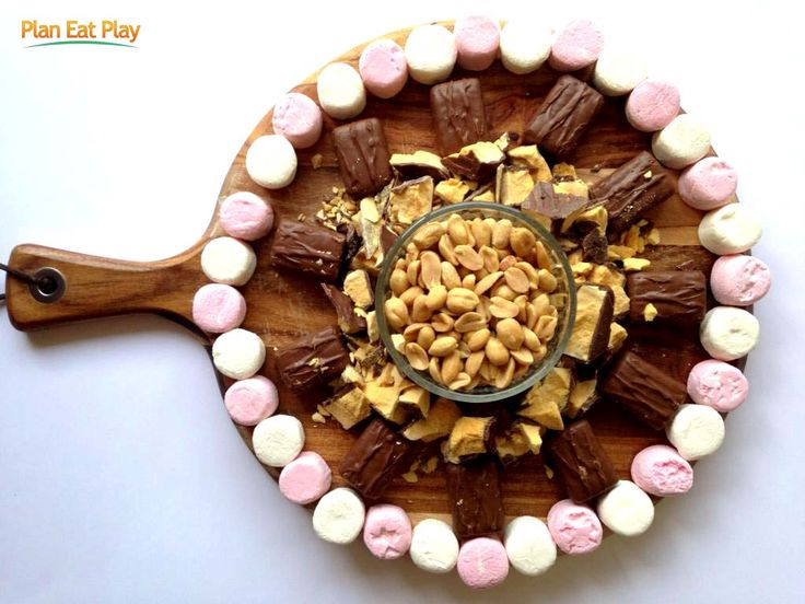 Little things do matter, and so do traditions. Make memories and start a tradition today. Our Rocky Road ice cream cake is a winner to get you started. Visit www.planeatplay.com for the recipe card #planeatplay