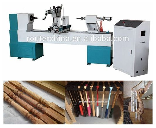 Hot New Products Best CNC Wood Lathe Machine Price For Making Billiard Cue
