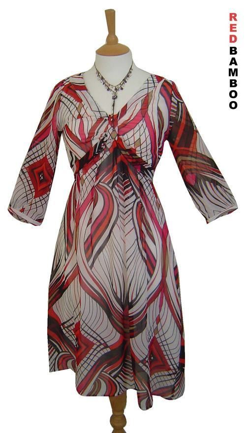 Gorgeous John Rocha Aztec Summer Dress Uk Size 8. New without tags in Clothing, Shoes & Accessories, Women's Clothing, Dresses £8.49 including p&p