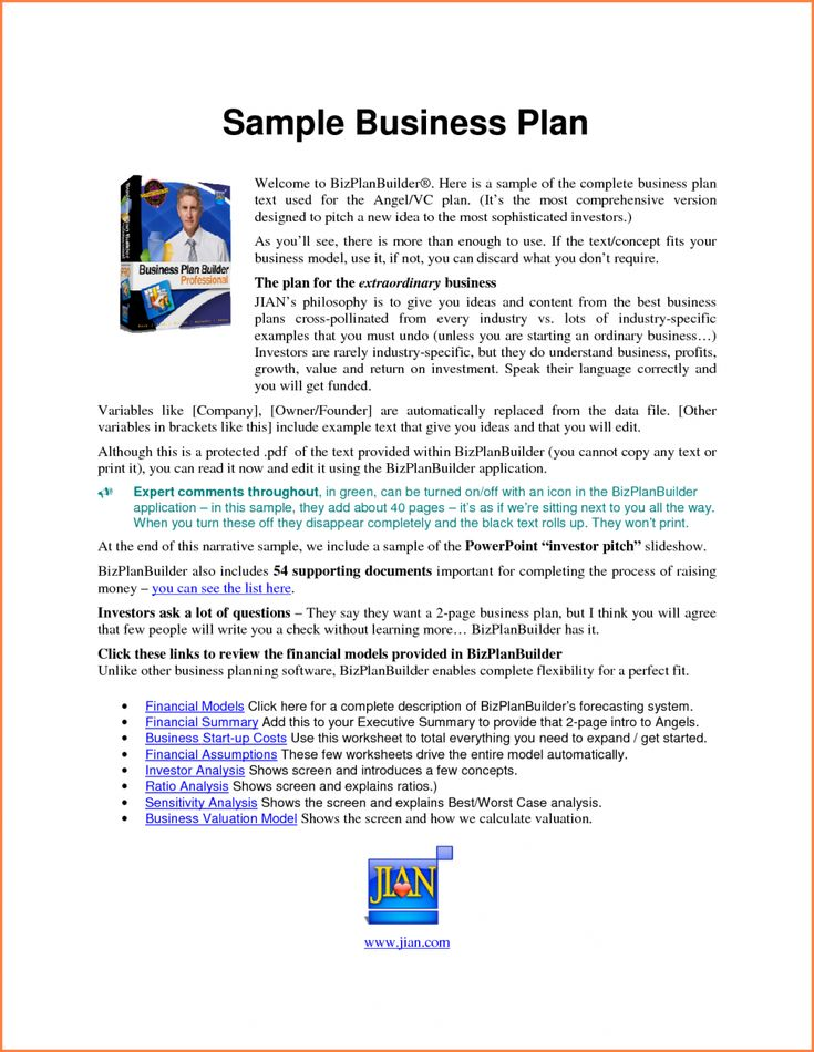 Best 25+ Business plan template ideas on Pinterest Small - executive summary template free