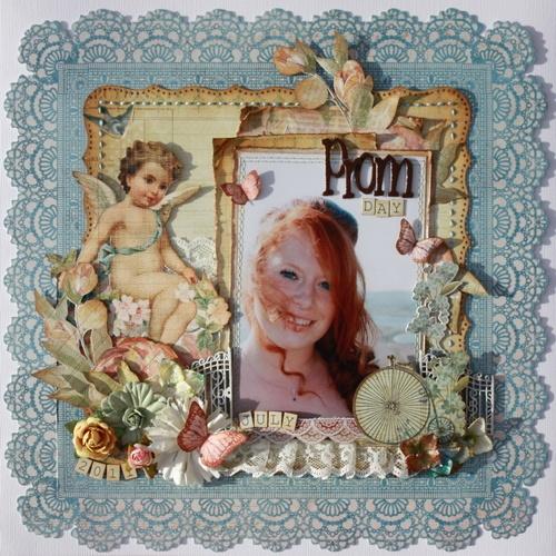 Prom Day *My Creative Scrapbook* - Scrapbook.com