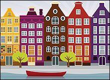 Middenin Amsterdam vind je deze bijzondere overnachtingsmogelijkheid. Het is geen Bed & Breakfast, maar een Bed & Boot!