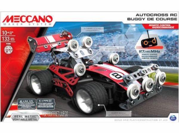 Meccano Autocross RC