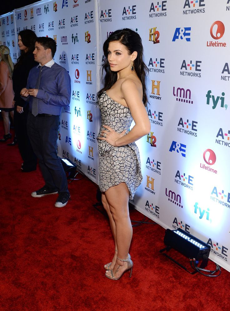 Jenna Lee Dewan-Tatum Pictures - Arrivals at A+E Networks Upfront - Zimbio