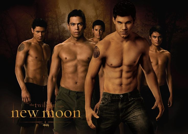 Even though I'm Team Edward (holla!!!) I can totally understand the weakness for this! *swoon*
