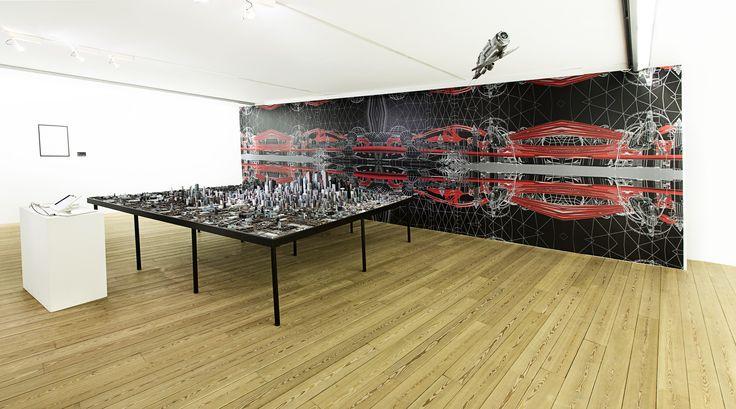 «Benvenuti a #SendaiCity, città #cyberpunk alla fine del futuro. Che cos'è la realtà? Per me, non esiste. Dipende da come tu la percepisci...». #SendaiTour: visita guidata alla mostra #SendaiCity, fino all'11 gennaio a #Merano. Special tour by #MarcoBolognesi presso Kunst Meran Merano Arte.