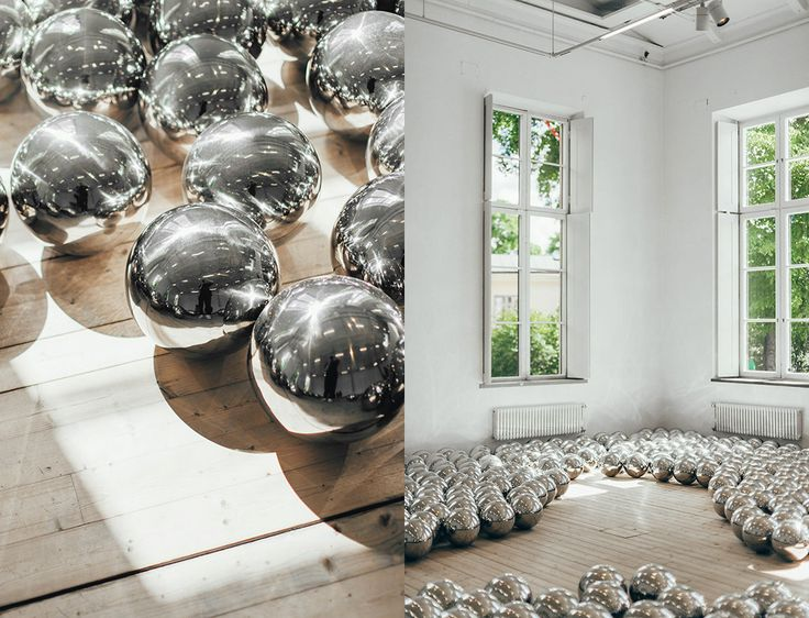 Yayoi Kusama på Moderna Museet
