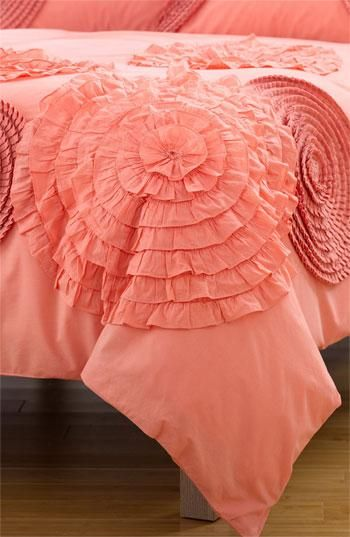 Love this color for the bedroom!