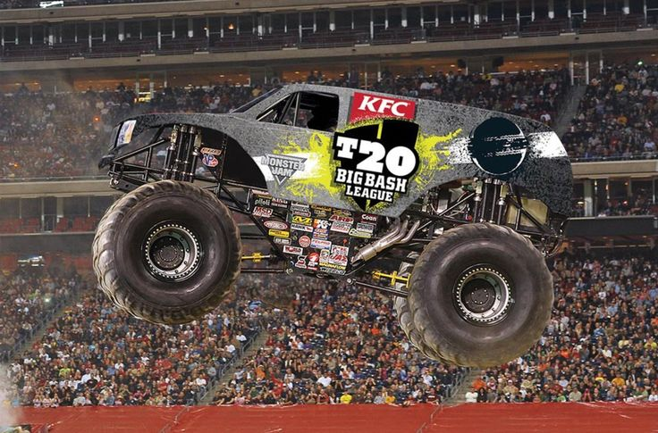 T20 Big Bash Truck
