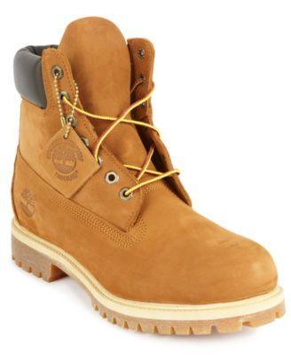 "TIMBERLAND Timberland Men's 6"" Premium Waterproof Boots. #timberland #shoes # sale"