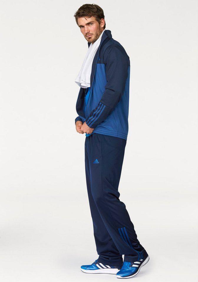 5872c3105 adidas Performance PES MID 3S CB TRACKSUIT Trainingsanzug für 18,99€.  Trainingsanzug von