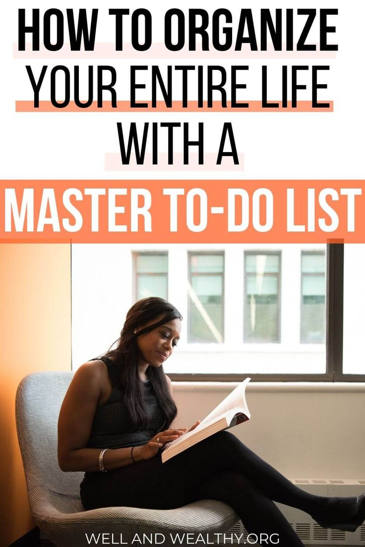 How to Use a Master To-Do List [Finally Get EVERYTHING Done]