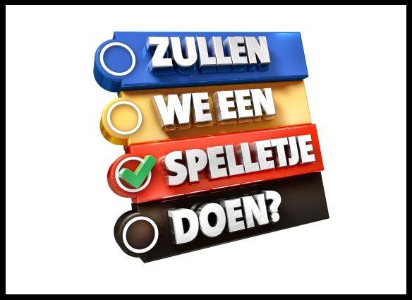 Zullen we een spelletje doen. Een quiz waarbij de kinderen covers moeten raden, liedjes aan bekende nederlanders moeten koppelen en andere kleine spelletjes.