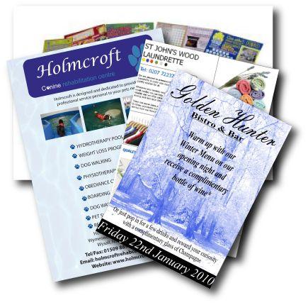 cheap flyer & Leaflet printing