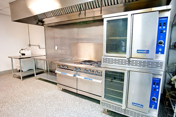 Shared Commercial Kitchen photo 2 - oven