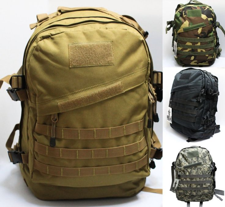 Free Knight Military Style 3 Day MOLLE | Tactical Carriers/Packs ...