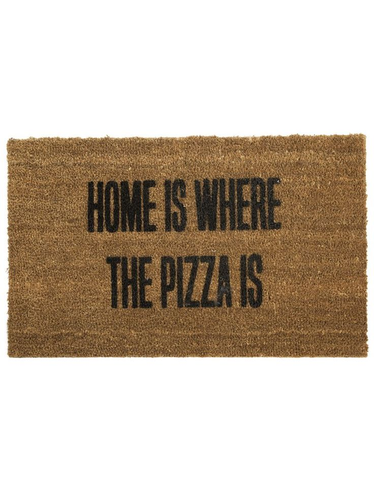 Pizza, enough said! The perfect add-on to your home decor. Handmade item Made to order Only ships to United States from Long Beach, California Returns and Excha