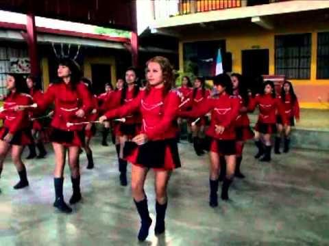 La la la Shakira 2014  Banda Liceo Antigueño