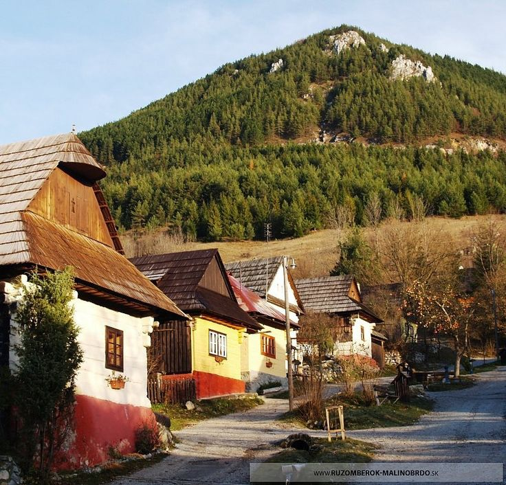27.jpg 800×768 px Vlkolinec, Unesco, Slovakia