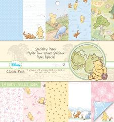 EK Success - Disney Collection - Classic Pooh - 12 x 12 Specialty Paper Pad, $14.29