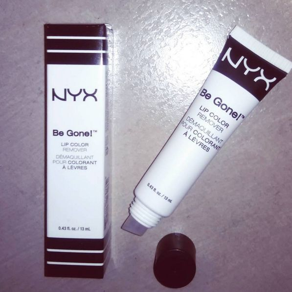 NYX Be Gone Lip Color Remover | 17 Game-Changing Beauty Products You'll Wish You Knew About Sooner