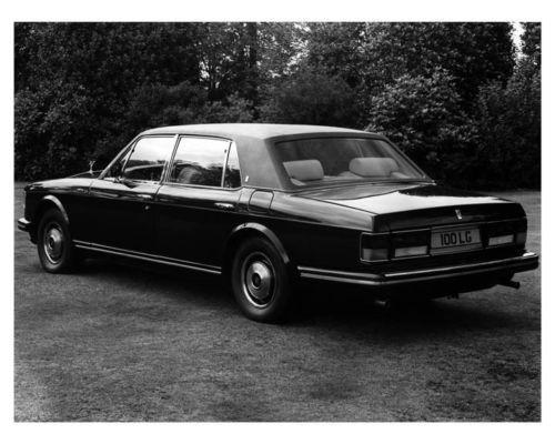 1980-Rolls-Royce-Silver-Spur-ORIGINAL-Factory-Photo-ouc1516