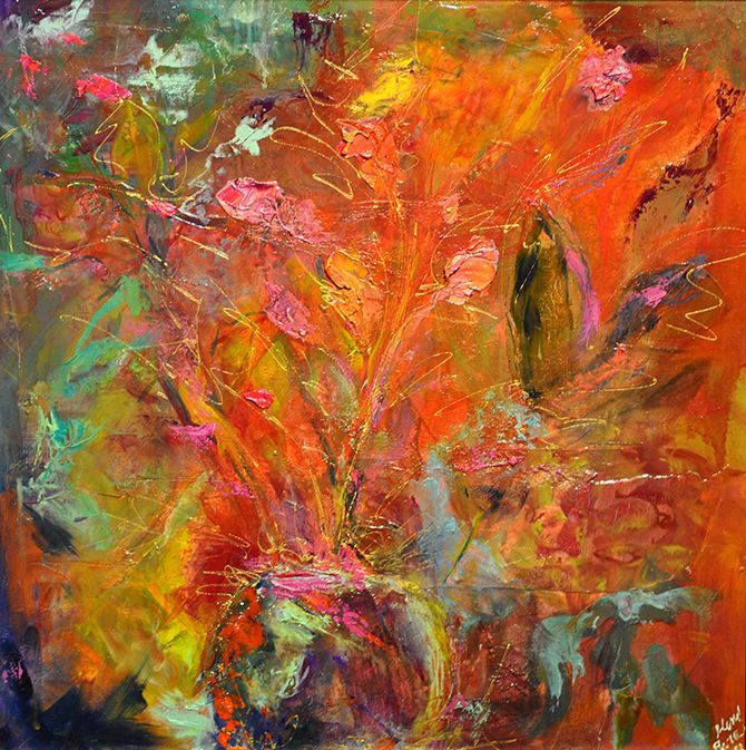 Colours of Gold - Kerry Bruce