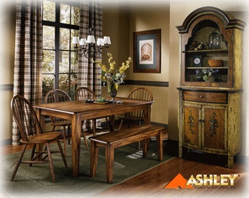 country style furniture dining table - Country Style Dining Room Sets