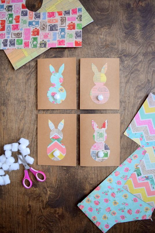 Best 25 Diy Easter Cards Ideas On Pinterest