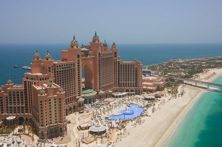 The Palm Islands, Dubai - Travel Guide ~ Tourist Destinations