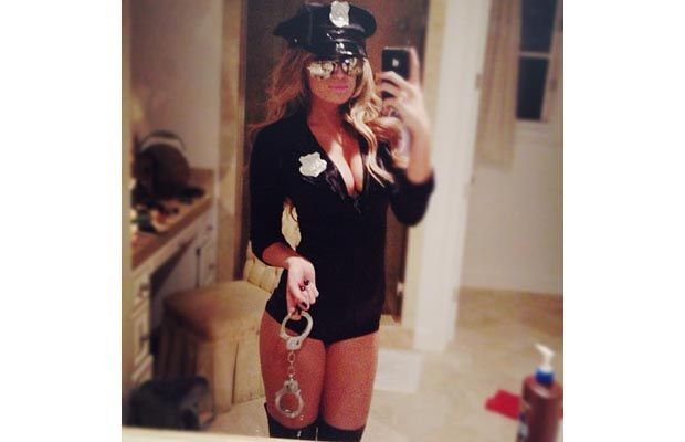 Photos: Paulina Gretzky's scandalous Halloween costumesLMAO
