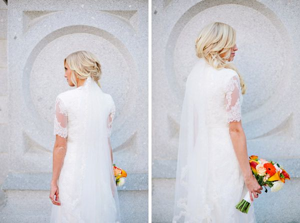 Congrats Becky and Matt! Hair and makeup by Steph. Photos by Lindsey Orton.