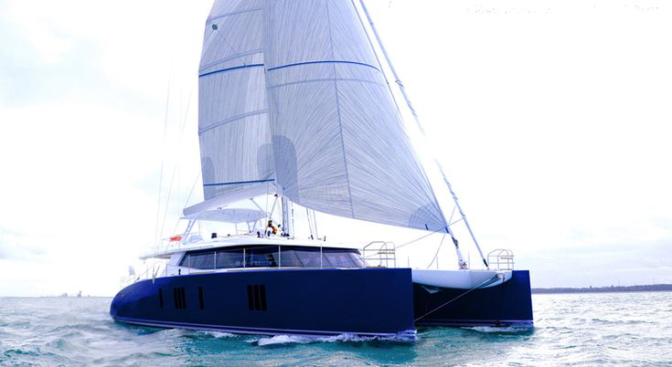 Sunreef yachts and the new advanced carbon74