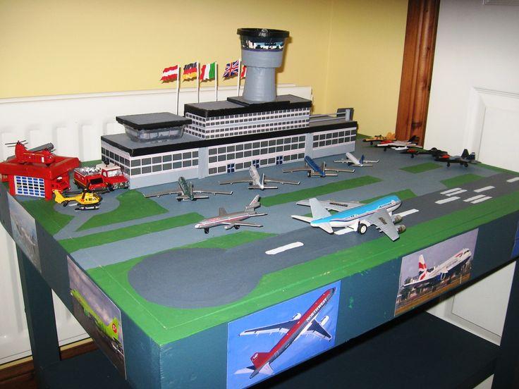 Model Airport 2