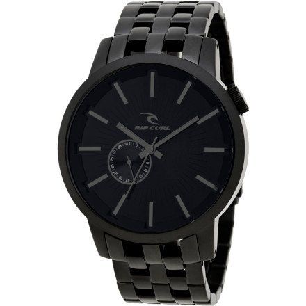 Rip Curl Men's A2697 – MMT Midsize Detroit Midnight Matte Analog Surf Watch | Your #1 Source for Watches and Accessories