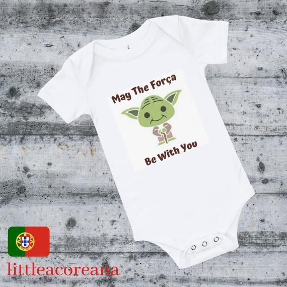 Baby Shower Baby Onepiece Mother/'s Day Little Child Yoda Funny Baby Bodysuit Baby Birthday Baby Gift Baby One-Piece