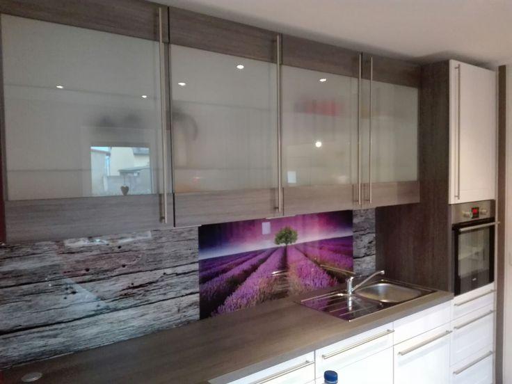 Küchenrückwand Direkt Auf Alu Oder Acryl Mit Dem Eigenen Motiv Gedruckt