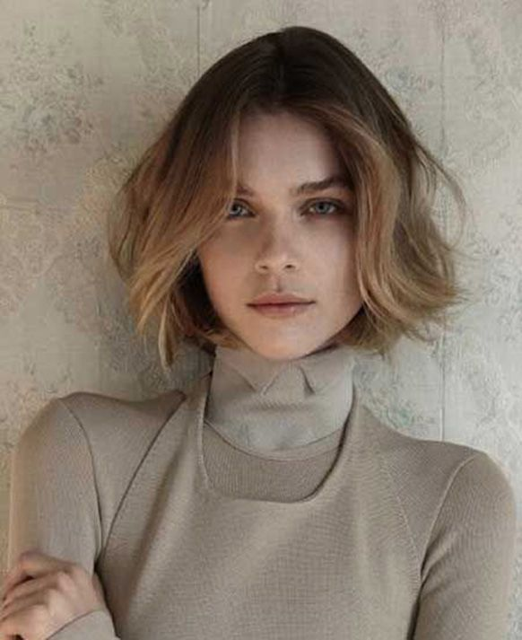 Short Wavy Hairstyles Ese : 98 best hair images on pinterest