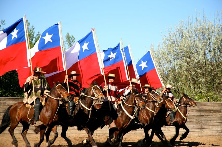 fiestas patrias chilenas
