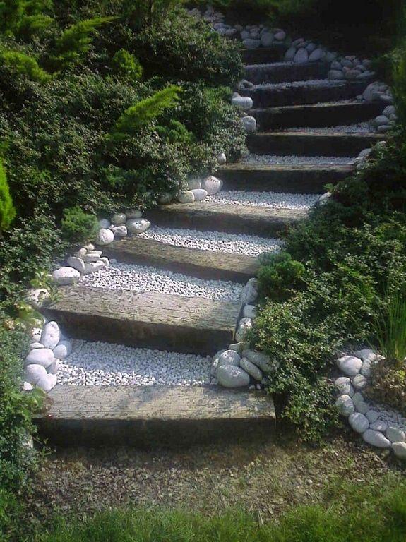 Úpravy záhrad, chodníky - TN Decking