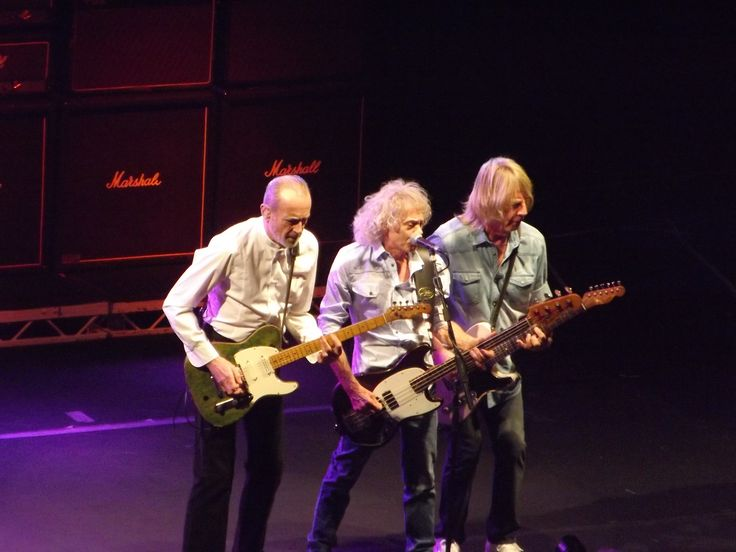 I saw the original 4 band members of Status Quo Frantic Four Tour at Hammersmith Eventim Apollo this year Loved every minute of the whole show, I had forgotten just how good Status Quo are all them years ago I listened to them on tape now I am listening to them for real they love to Rock, would like to see the newer status Quo play some time in the near future I love quite a few of there songs to many to mention on here. #PassionatePins
