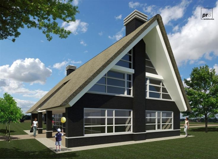 zelfbouwproject Modern Landhuis - Reutum - Zelfbouw in Nederland