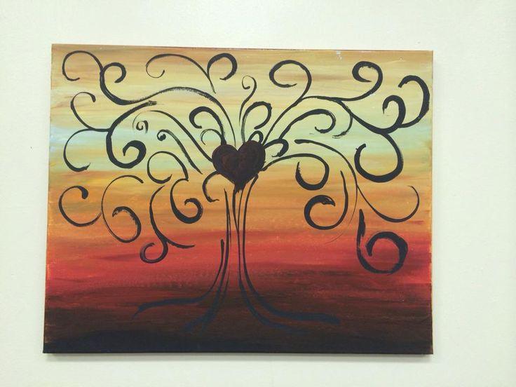 535 Best Painting Ideas Images On Pinterest Canvas Ideas
