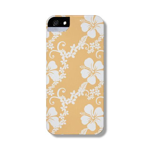 Frangipani iPhone 5 Case from The Dairy www.thedairy.com #TheDairy