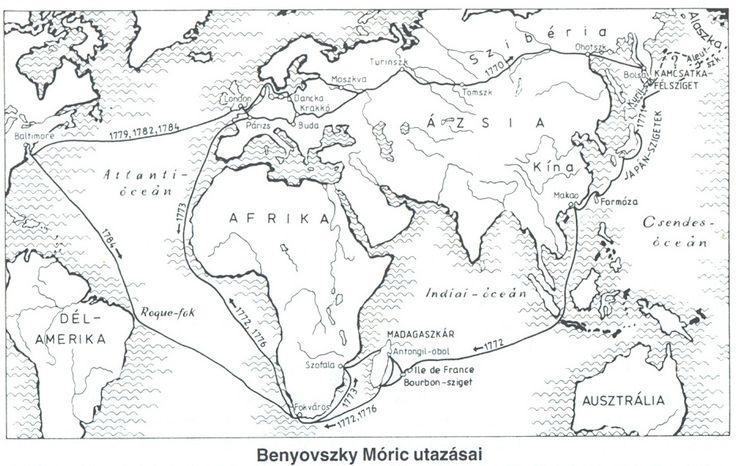 A nyughatatlan: Benyovszky Móric, Madagaszkár magyar királya - Napi történelmi forrás