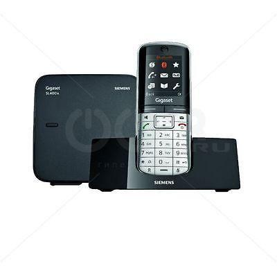 Siemens Телефон беспроводной DECT Siemens Gigaset SL400A  — 412607.34 руб. —  Телефон беспроводной DECT Siemens Gigaset SL400A
