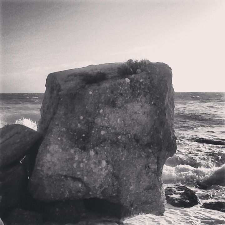 Rock, sculpture, nature, corfu, myrtiotissa beach