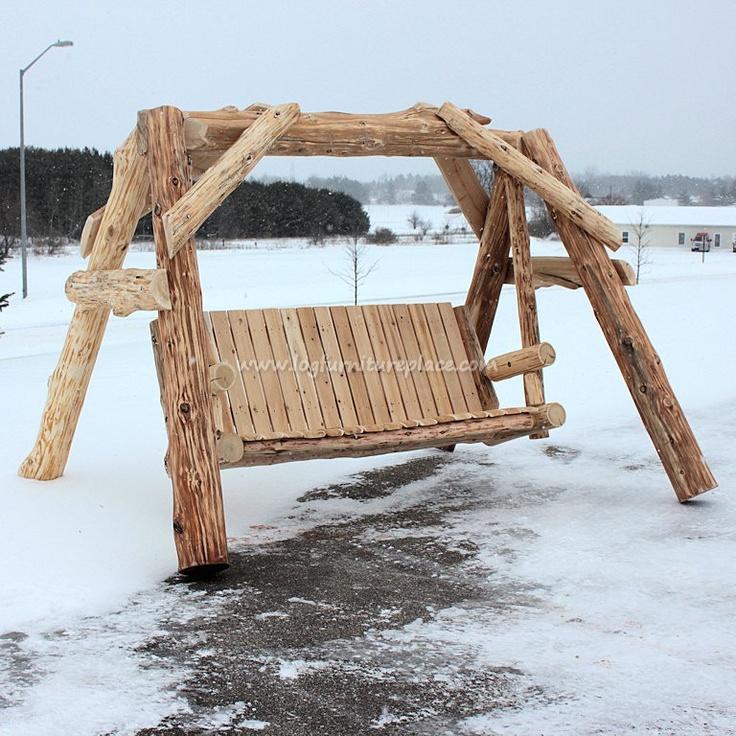 200 Best Log Furniture Images On Pinterest | Woodwork, Log Furniture And Log  Benches