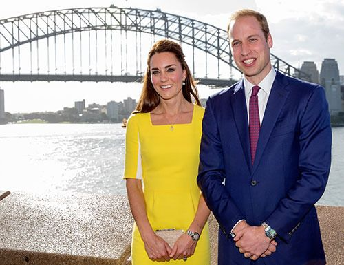 Most memorable moments from the Royal Tour - one never gets tired of this beautiful backdrop